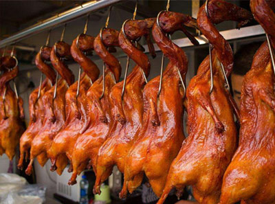 大金硕烤鸭加盟菜品