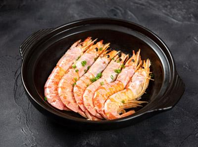 海阿婆海鲜酒馆加盟菜品