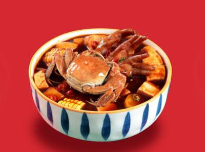 金海家港式肉蟹煲加盟