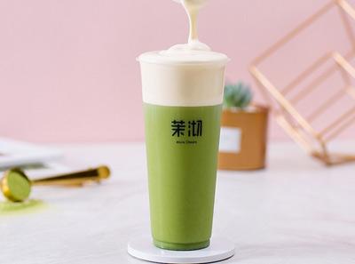 加盟茉沏奶茶