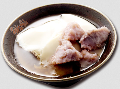 鲜芋仙-芋头豆花