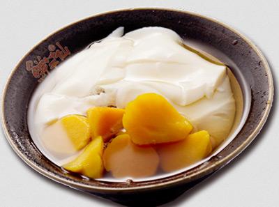 鲜芋仙-番薯豆花