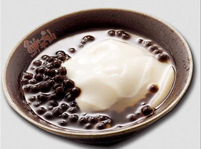 鲜芋仙-珍珠豆花