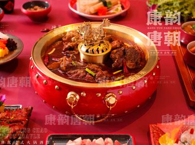 康韵唐朝加盟菜品