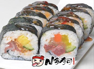 N多寿司双拼B套餐