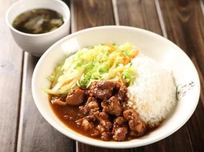 格朗合米线多汁排骨饭