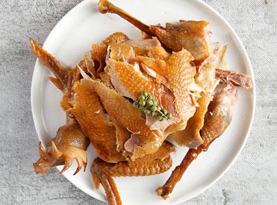 菊花开手撕藤椒鸡加盟菜品