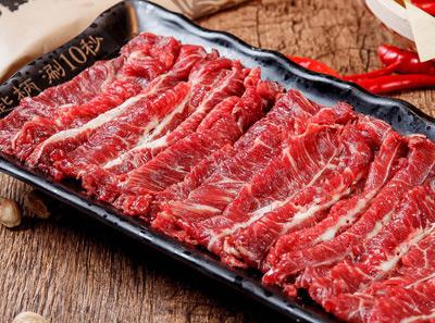 左庭右院鲜牛肉火锅介绍