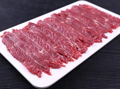 领鲜潮牛菜品
