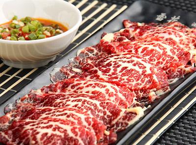 鲜牛记潮汕牛肉火锅