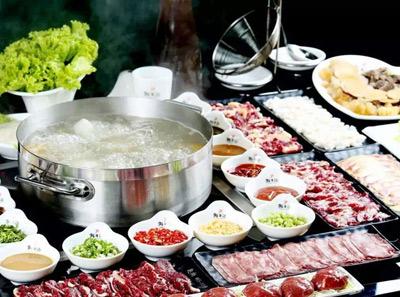鲜牛记潮汕牛肉火锅菜品