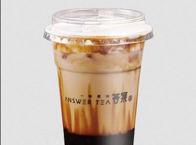 答案茶加盟品牌