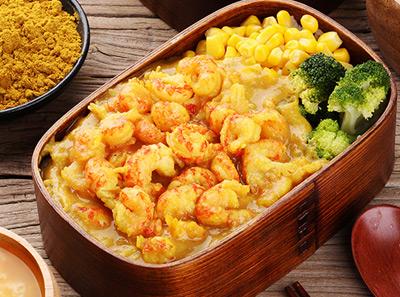 虾米东西龙虾饭菜品