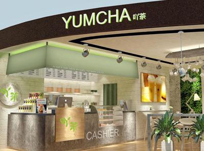 加盟吖茶YUMCHA