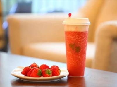 吖茶YUMCHA菜品