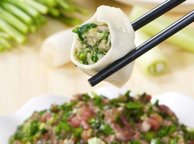 东方饺子王—韭菜猪肉
