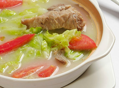 东方饺子王—开胃汤