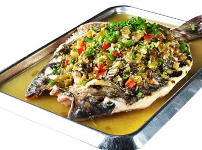 滋滋烤鱼-酸菜味