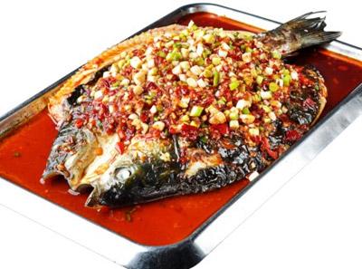 滋滋烤鱼-鱼香味