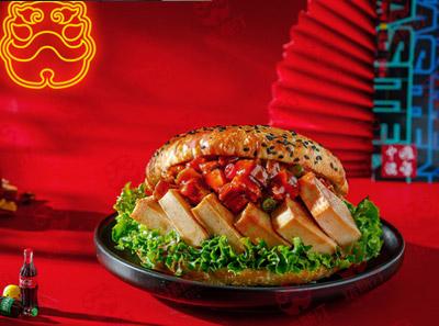 塔斯汀中国汉堡加盟