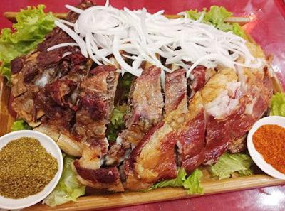菏泽屠家羊肉汤