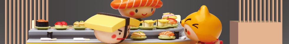 争鲜回转寿司加盟