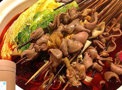 川娃子火锅烧烤食材