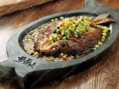 奇鱼夫烤鱼