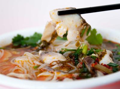 桂冰记酸菜鱼粉