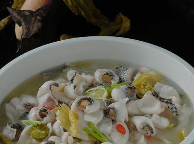 十三椒酸菜鱼