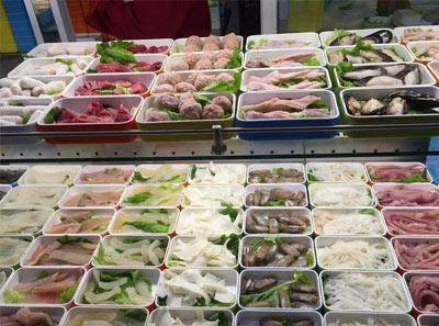 小四川烤肉火锅自助餐厅