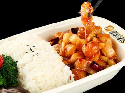 快吉客中式快餐加盟品牌