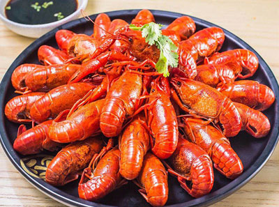 松哥油焖大蝦