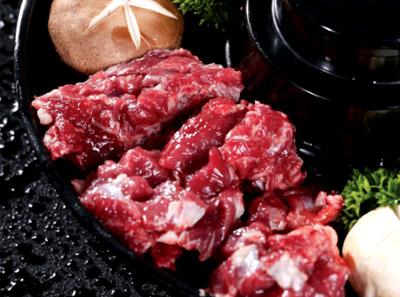 大浪炭火鲜牛肉