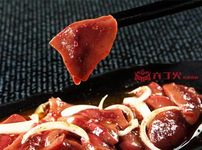 六丁火木炭烤肉