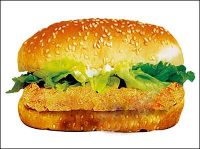 百圣格炸鸡汉堡