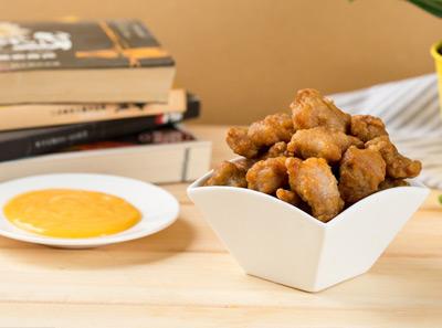 亚米亚米盐酥鸡加盟品牌