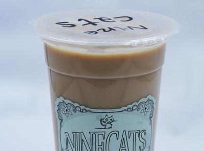 九猫欧式奶茶铺