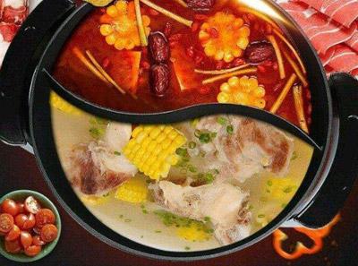 锅战火锅食材