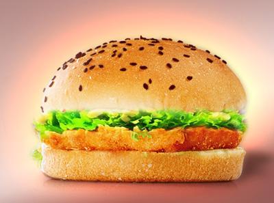 【华莱士】现烤 不一样的汉堡