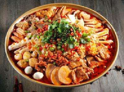 蓉城味觉印象冒菜