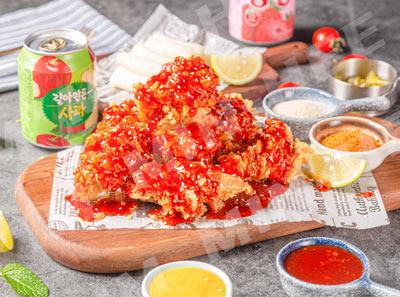 Kimminhee炸鸡