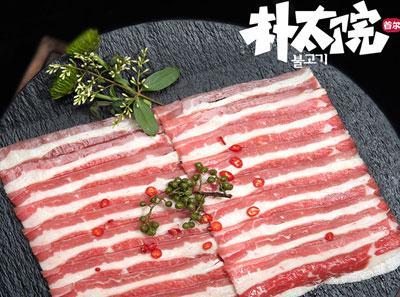 朴太院韩式烤肉,首尔风味,正宗必吃