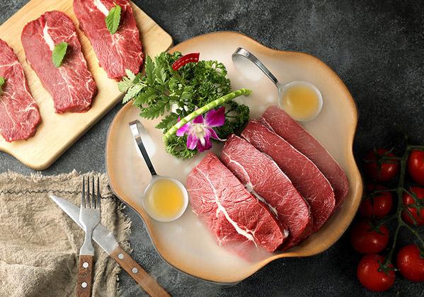 庖丁家牛肆火锅菜品