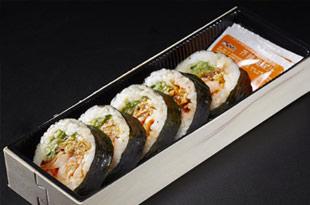 N多寿司菜品