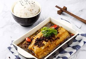 酥先生烤鱼饭,网红餐厅品牌