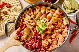 和福顺三汁焖锅菜品
