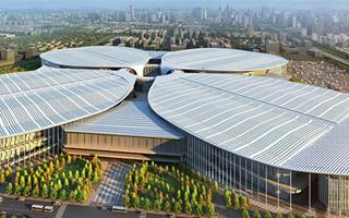 上海新国际博览中心SNIEC