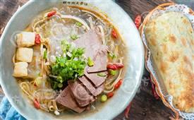 鼎四方鲜牛肉大骨汤的做法