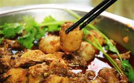 芋儿鸡,川渝地方著名美食之一